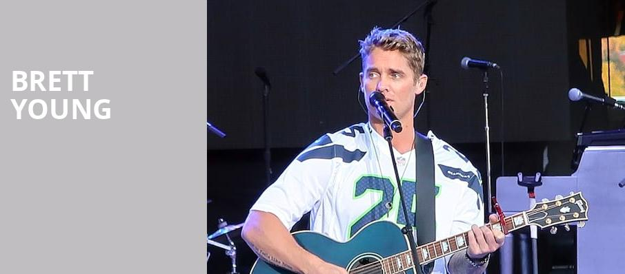 Brett Young, Mechanics Bank Theater, Bakersfield